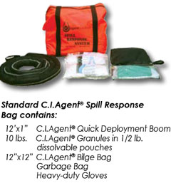 C.I.Agent® Spill Response Bags
